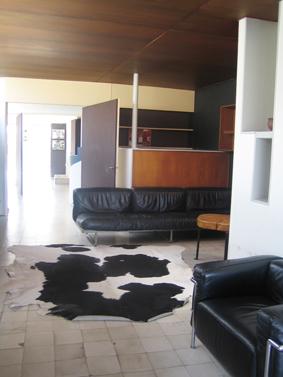 Molitor appartement atelier le corbusier paris 16 for Appartement atelier