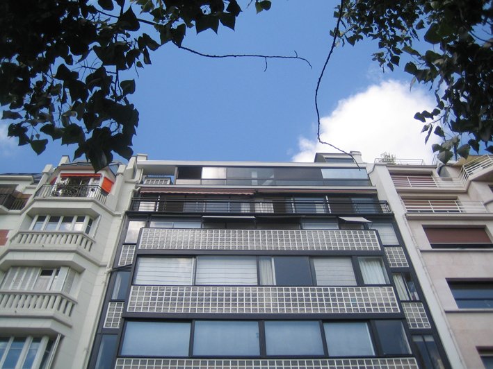 Molitor appartement atelier le corbusier paris 16 - Acheter atelier paris ...