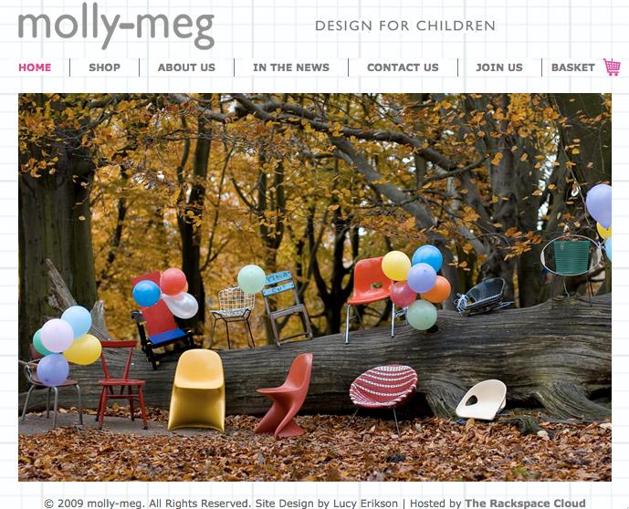 >molly-meg design pour enfants