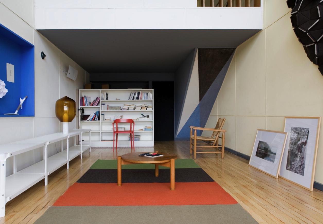 R E Bouroullec La Cit Radieuse Du Corbusier Marseille