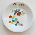 >Ninainvorm, création sur céramique vintage