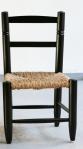 chaise-paille-noire