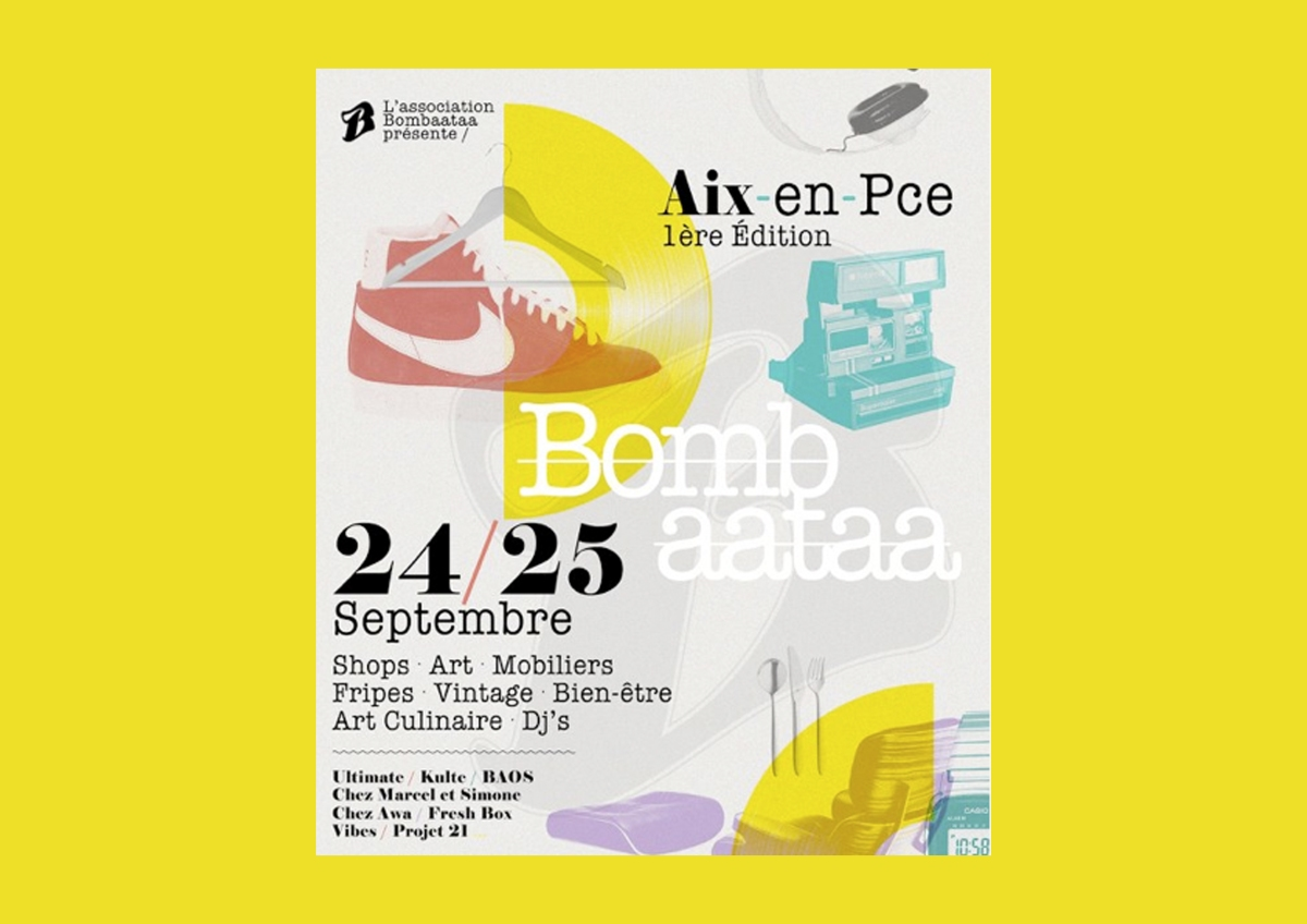 Baos au salon bombaataa aix en provence 24 25 septembre for Ligne 25 salon aix