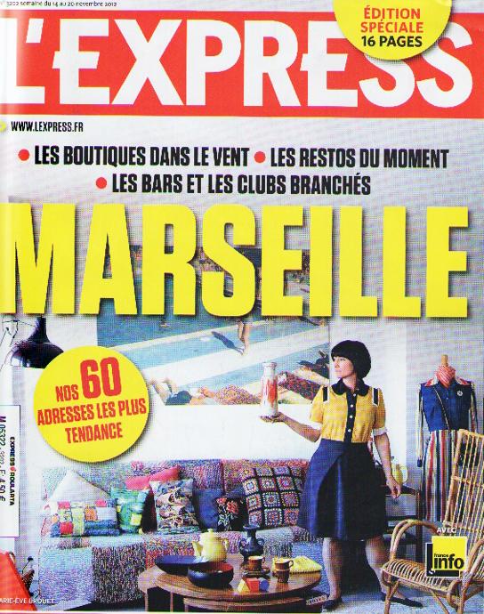 EXPRESS-MARSEILLE-BRANCHÉE