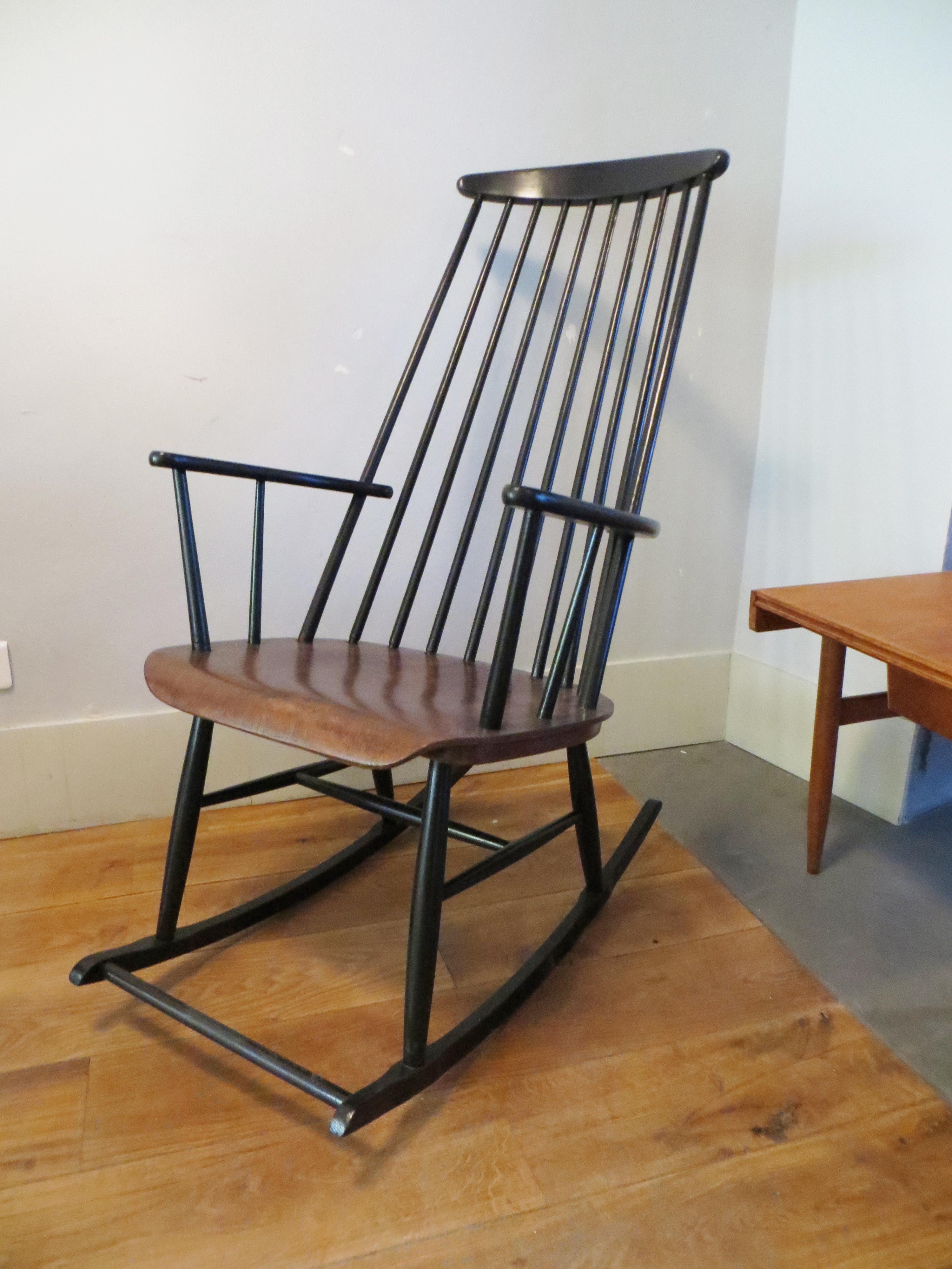 ... 3068 Rockingchair Style Tapiovaara Ref 490 : the rocking chair video