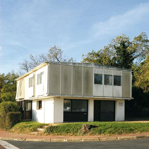 Jean prouv - Jean prouve architecture ...
