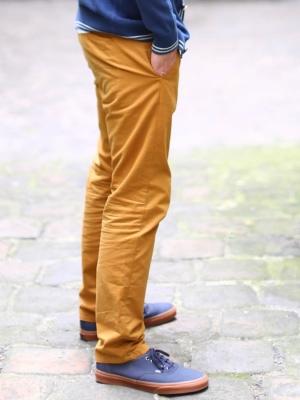 acolyte-pantalon-chino-homme-en-coton-jaune-moutarde-neuf-taille-3032